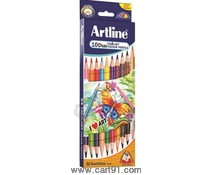 Artline Duo Tri-Art Color Pencils Set Of 10