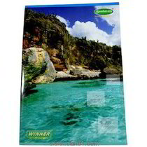 Sundaram Notebooks- Ecofriendly Long A-4 Size