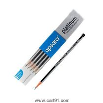 Apsara Platinum Pencils Set Of 10 Pkts
