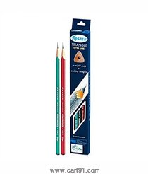 Apsara Platinum Pencils Triangle Set Of 10 Pkts