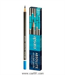 Apsara Absolute Extra Dark Pencils Set Of 10 pkts