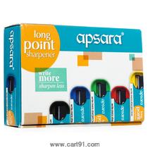 Apsara Long Point Sharpeners