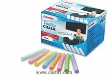 Kores Britemark Dustless Chalk Colored-100 Nos