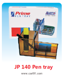 Prime Pen Holder Transpartent