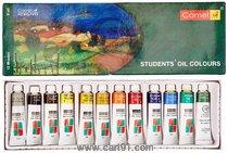 Camel Students Oil Color Box 60-M-12