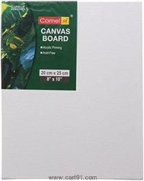 कॅमेल कॅनवास बोर्ड 20cm X 25cm (8*10)