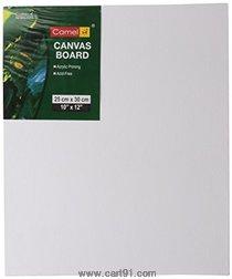 कॅमेल कॅनवास बोर्ड 25cm X 30cm (10*12)
