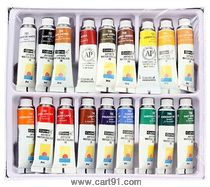 Camel Artist Watercolor Tube Box 70-M-18