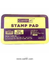कॅमेल Pi स्टॅम्प पॅड नंबर -1 वायलेट