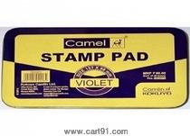 कॅमेल Pi स्टॅम्प पॅड नंबर- 2 ब्लॅक