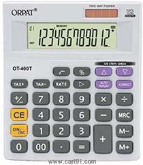 Orpat Ot-400t Calculator