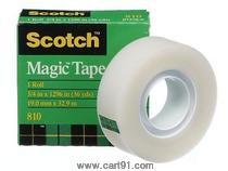 Scotch Magic Tape 19mm X 32.9m