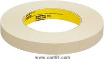 Scotch Masking Tape 0.5inchx60yards