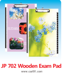 Prime Wooden Exams Pad