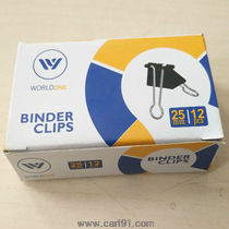 World One Binder Clip 25mm