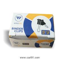 World One Binder Clip 15mm