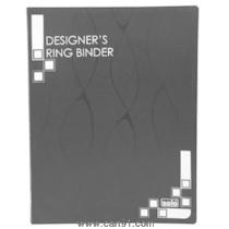 Solo Designer'S Ring Binder-4-D Ring