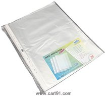 Solo Sheet Protector A3 Pkt Of 50