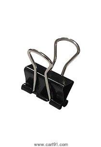 Deli Binder Clip Black 19mm Box (38565)