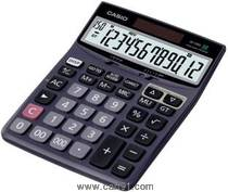 Casio Calculator Wj-120d