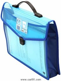 Solo Flexi Document Bag - With Xtra Net Pocket