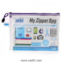 Solo My Zipper Closure Bag Mfa51