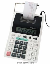 सिटीझन प्रिंटिंग कॅल्क्युलेटर (CX-32N)