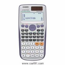 कॅसियो FX-991 Es प्लस वैज्ञानिक कॅल्क्युलेटर
