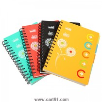 Solo 5-Subjects Notebook, Pack Of 4 Pcs (NA553)