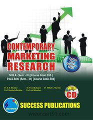 Contemporary Marketing Research