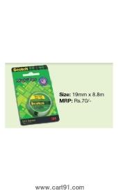 स्कॉच मॅजिक टेप 19mm X 8.8m