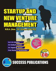Startup And New Venture Management