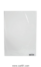 1-4 Drawing Paper Pkt Of 50 (Superwhite)