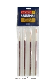Camel Synthetic Round Brush Sr-66 Pack Of 4