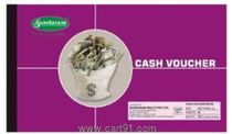 Sundaram Cash Voucher Book 50 Leaves