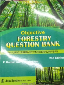 Buy Objective Forestry Question Bank Book Online