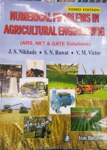 Buy Numerical Problems In Agricultural Engineering Books Online