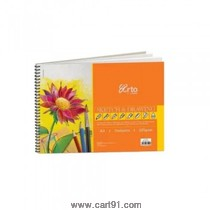 World One Butter Sketch Book A3 (WPP1307)