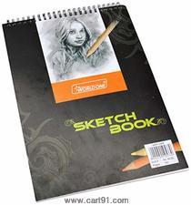 World One Sketch Book 50 Wiro A4 (WPP1306)