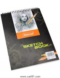 World One Sketch Book Spiral A3 (WPP1303)