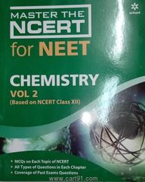 Master The NCERT For NEET Chemistry Vol 2