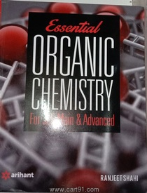 ORGANIC CHEMISTRY For JEE Mains And Advanced-Arihant