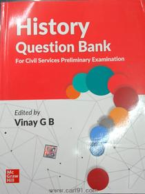 Histrory Question Bank For Civil Services Preliminary Examination