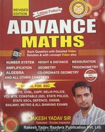 SSC Advance Maths