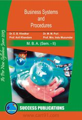 Business Systems And Procedures