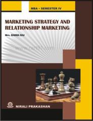 Market Strategy & Relationship Market
