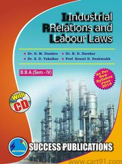 Industrial Relations And Labour Laws