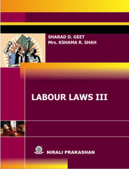 Labour Law III