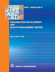 Organisation Development & Quality Management System