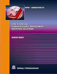Case Studies In H.R.M. Industrial Relations